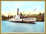 Steamer Mt Washington
